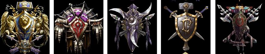 красивые значки для клана: